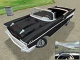 Chevrolet Cabriolet Redux 1957 - 1