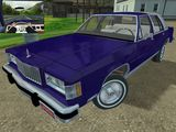 Ford Mercury Grand Marquis LS 1986 - 1