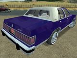 Ford Mercury Grand Marquis LS 1986 - 2
