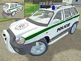 Hyundai Santa FE Policie - 1