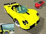 Pagani Zonda S Coupe & Roadster - 1