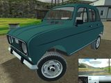 Renault 4 GTL - 1