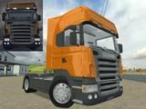 Scania R 580 - 1