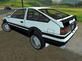 Toyota Sprinter Trueno 1986 - 2