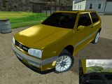 VolksWagen Golf 3 - 1